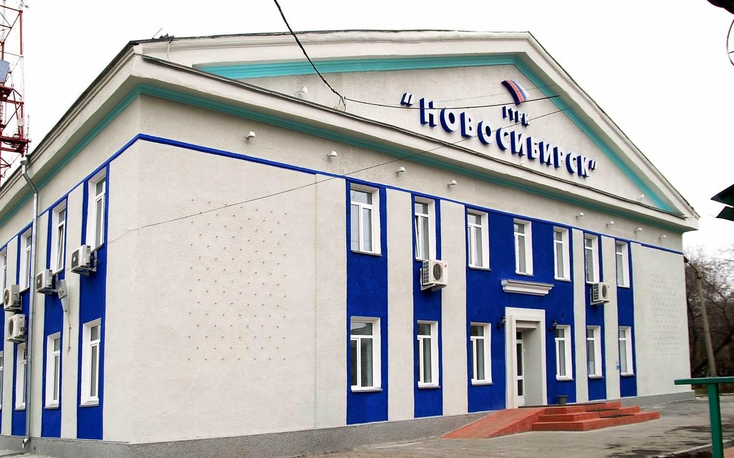 Электромонтажные работы в студии ГТРК Новосибирск