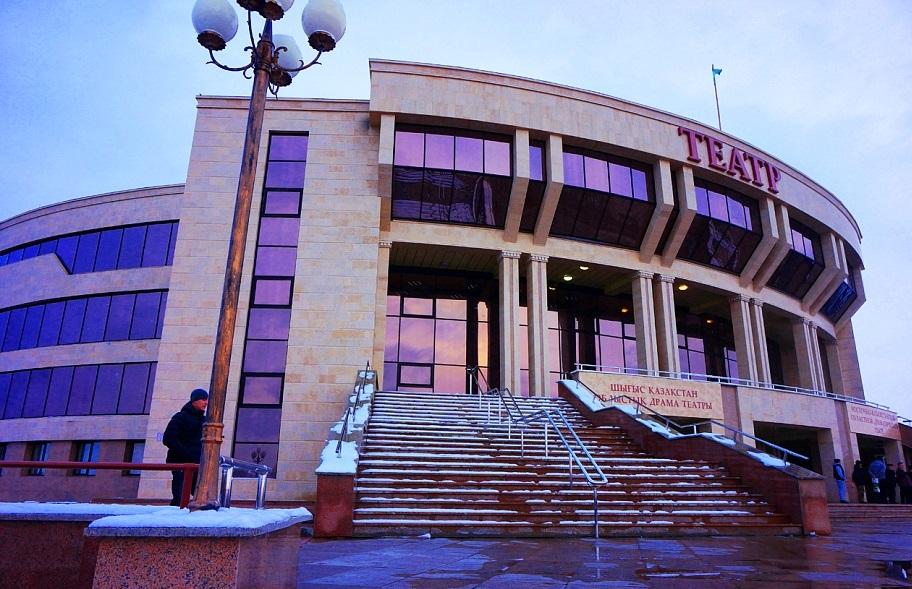 Электрощитовая под ключ в областной театр г. Усть-Каменогорск